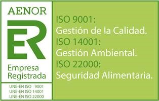 Molenbergnatie Spain successfully passes ISO audit 2019