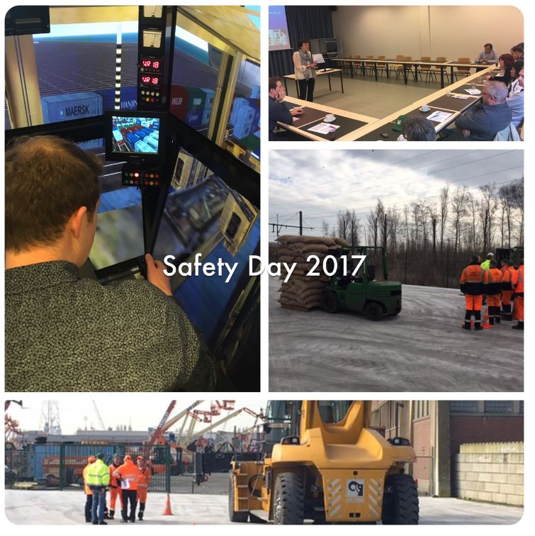 Safety Day 2017 Collage